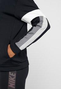 Nike Performance - CREW - Collegepaita - black/white/white - 4
