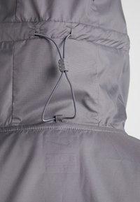 Nike Performance - Sports jacket - gunsmoke/white - 8