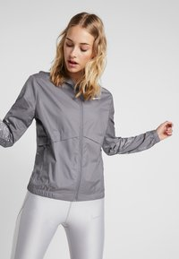 Nike Performance - Sports jacket - gunsmoke/white - 0