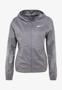Nike Performance - Veste de running - gunsmoke/white - 7