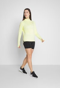 Nike Performance - PACER  - Camiseta de deporte - limelight/white/reflective silver - 1