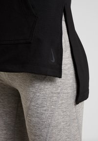 Nike Performance - YOGA COVERUP - Camiseta de manga larga - black - 5