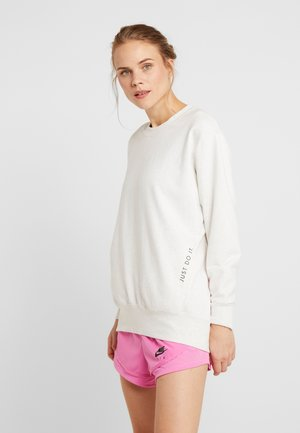 DRY GET FIT - Sweatshirt - white/black