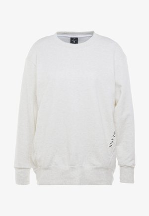 DRY GET FIT - Sweater - white/black