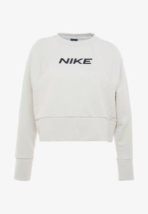 DRY GET FIT - Sweater - light bone/black