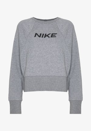 DRY GET FIT - Sweatshirt - carbon heather/black