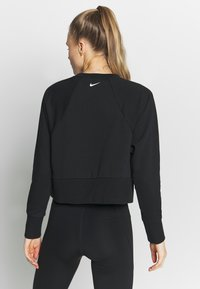 Nike Performance - DRY GET FIT - Sweatshirt - black/white - 2