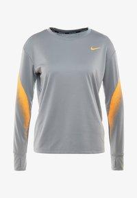 particle grey/laser orange