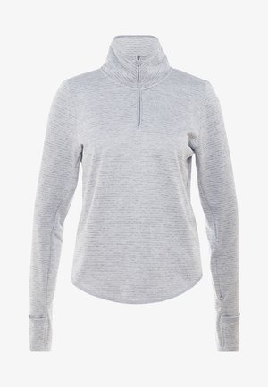 Long sleeved top - particle grey/grey fog