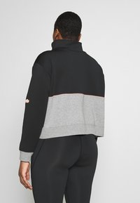 Nike Performance - DRY IN PLUS - Sweater - black/carbon heather/white - 2