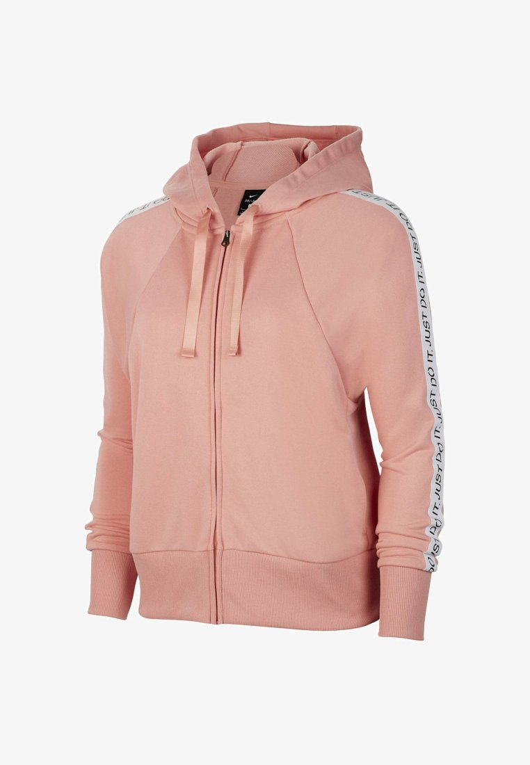 Nike Performance - GET FIT - Sweatjacke - pink