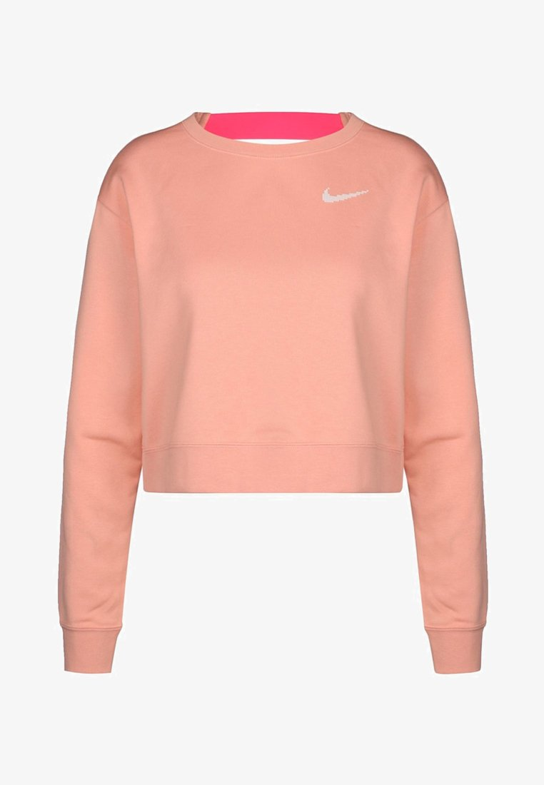 Nike Pink Sweatshirt Performance Performance Nike Light Pink Sweatshirt Nike Light Sweatshirt Performance Light hsrCdtQ