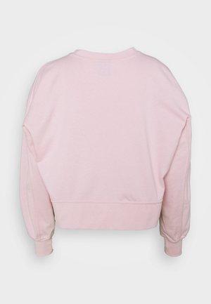DRY GET FIT CREW - Sweater - pink foam