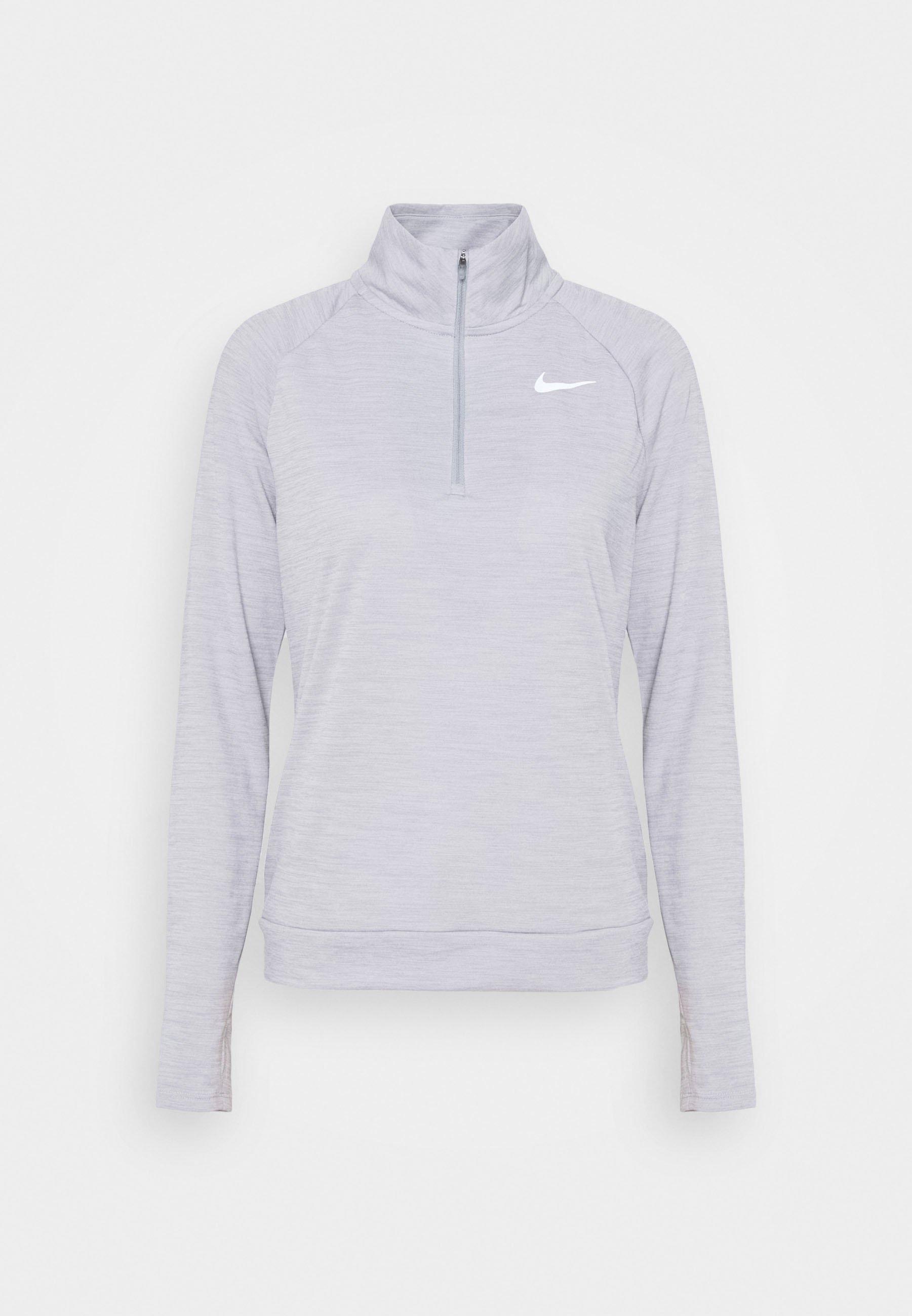 PACER T shirt de sport light smoke greyreflective silver