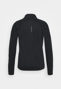 Nike Performance - PACER - Sports shirt - black/reflective silver - 1