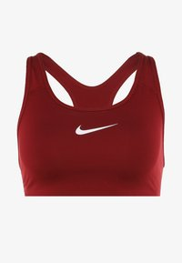 Nike Performance - CLASSIC - Sport BH - team red/white - 3