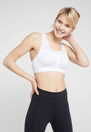 FENOM BRA - Sports bra - white/pure platinum