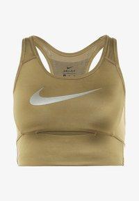 Nike Performance - BRA - Sports-BH - khaki - 4