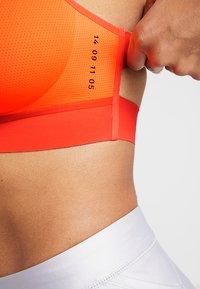 Nike Performance - BREATHE BRA - Sports bra - total orange/team orange/black - 5