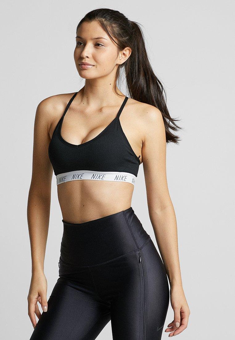 Nike Performance - INDY SOFT BRA - Sport BH - black