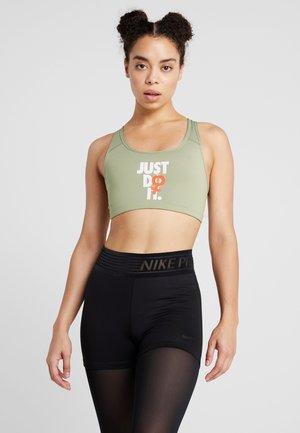 Sports bra - jade horizon/black