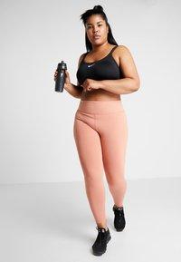 Nike Performance - BOLD BRA - Sport BH - black/white - 1