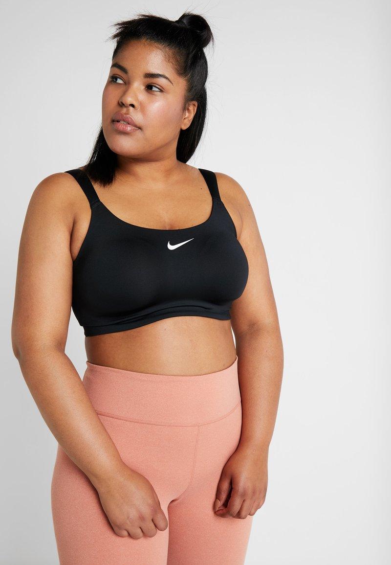 Nike Performance - BOLD BRA - Sport BH - black/white