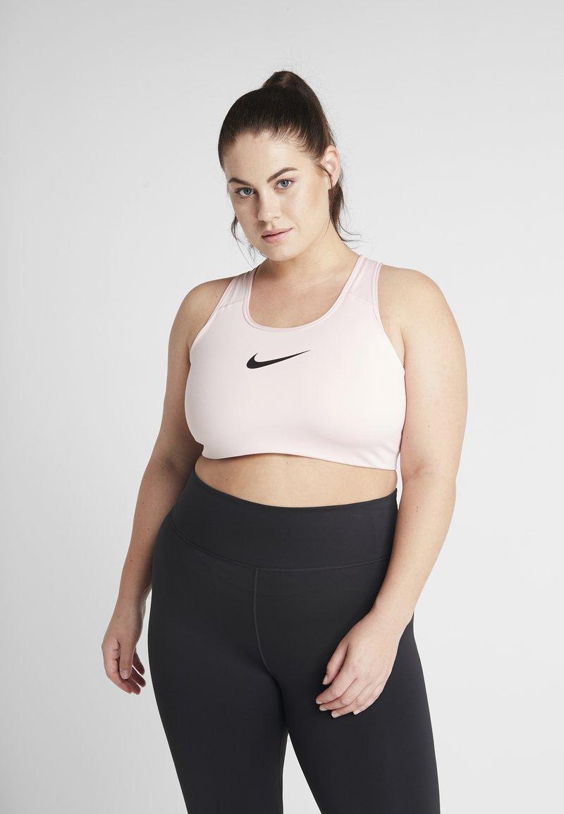 Nike Performance - Reggiseno sportivo - echo pink/black