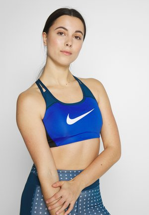 MED PAD LOGO BRA - Top - game royal/valerian blue/black