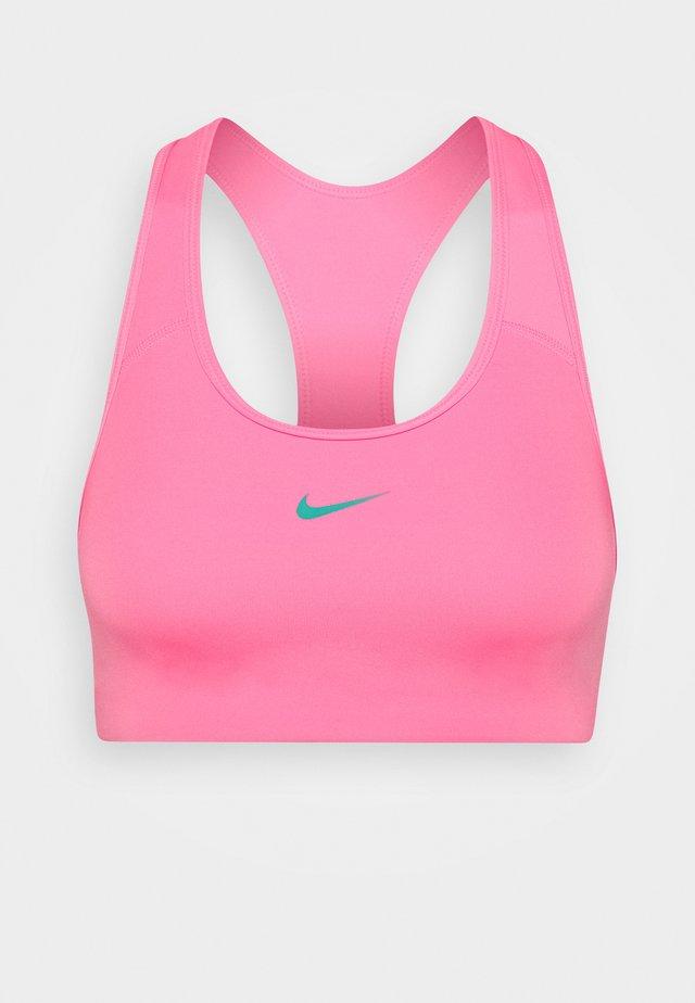 BRA PAD - Sport BH - pink beam/new green