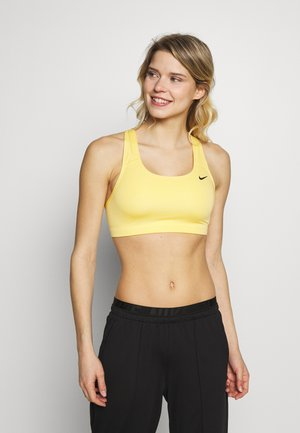 BRA NON PAD - Sports bra - gold/black