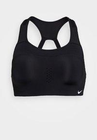 Nike Performance - ALPHA BRA - Biustonosz sportowy - black/white - 4