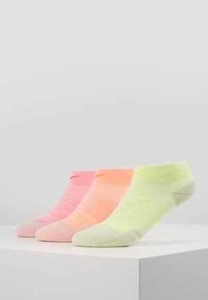 CUSH ANKLE 3 PACK - Calcetines de deporte - multicoloured