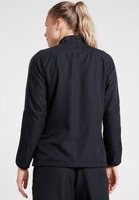 Nike Performance - DRY ACADEMY SUIT - Verryttelypuku - black/anthracite/white - 2
