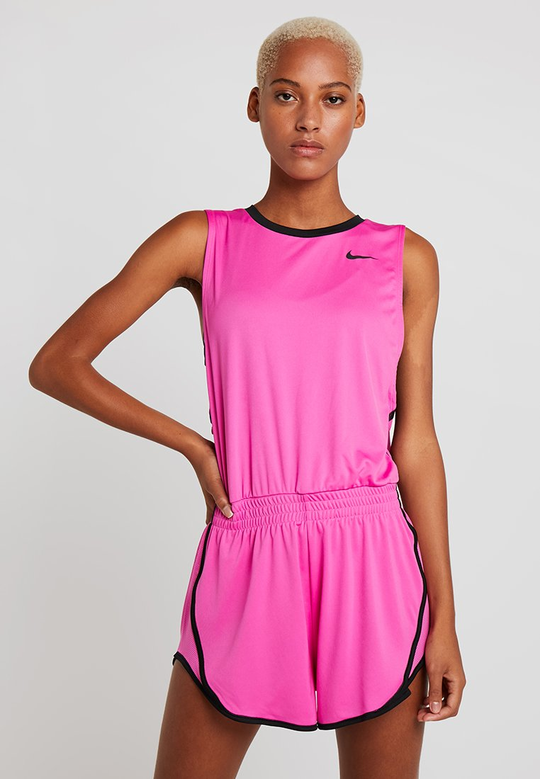 Nike Performance - RUNPER FEMME - Trainingsanzug - active fuchsia/black