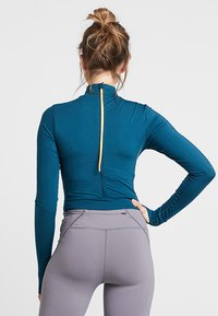 Nike Performance - BODYSUIT - Trainingsanzug - nightshade/spirit teal/laser orange - 2