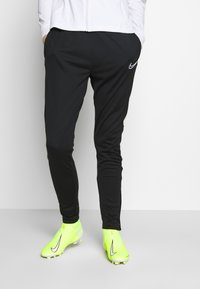 Nike Performance - DRY ACADEMY SUIT - Tracksuit - white/black - 3