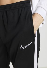 Nike Performance - DRY ACADEMY SUIT - Tracksuit - white/black - 7