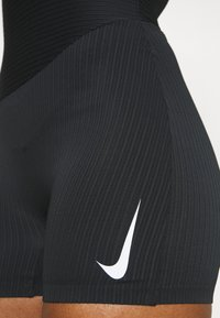 Nike Performance - RACE UNITARD - Gym suit - black - 5