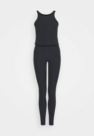 YOGA JUMPSUIT - Turnpak - black