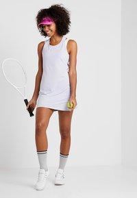 Nike Performance - DRY DRESS - Sports dress - oxygen purple/white - 1