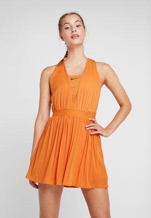 MARIA DRY DRESS - Sports dress - monarch/hyper crimson/gridiron