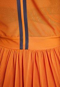 Nike Performance - MARIA DRY DRESS - Sports dress - monarch/hyper crimson/gridiron - 4