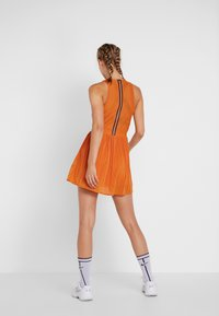 Nike Performance - MARIA DRY DRESS - Sports dress - monarch/hyper crimson/gridiron - 2