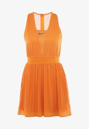 MARIA DRY DRESS - Abbigliamento sportivo - monarch/hyper crimson/gridiron