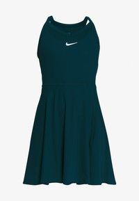 Nike Performance - DRY DRESS - Sports dress - valerian blue/white - 3