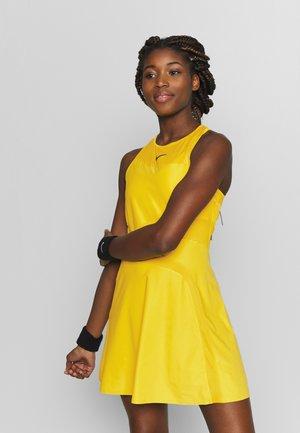 MARIA W NKCT  - Sports dress - bright citron/gridiron