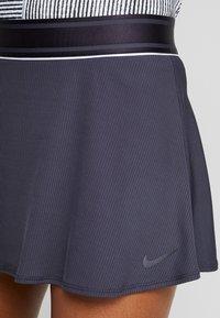 Nike Performance - FLOUNCY SKIRT - Sports skirt - grid iron/white - 3