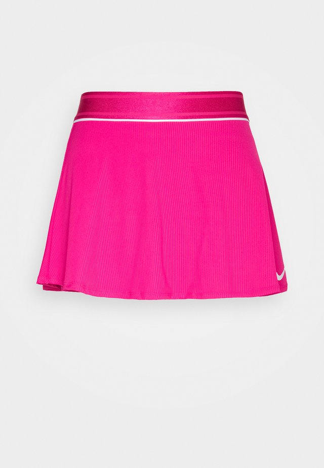 FLOUNCY SKIRT - Sportrock - vivid pink/white
