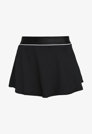 FLOUNCY SKIRT - Sportkjol - black/white